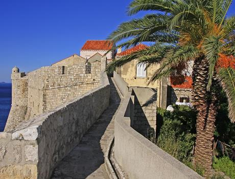 Game of Thrones Walking Tour with Trsteno gardens from Dubrovnik