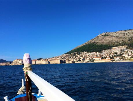 Private Trip with a Local Fisherman's Boat around Dubrovnik Old Town