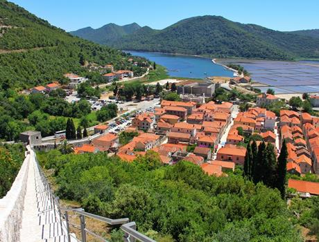 Private Half Day Tour to Dubrovnik North-West Countryside and Riviera