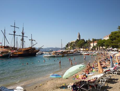 "Full Day Tour to Elaphiti Islands by ""Galleon Karaka"" from Dubrovnik"
