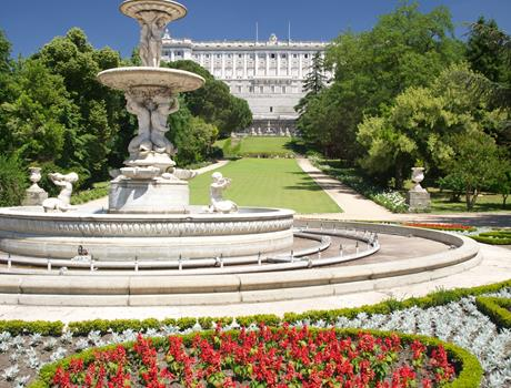 Highlights of Madrid Guided Tour