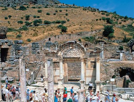 Ephesus and Virgin Marys House by Bus from Istanbul