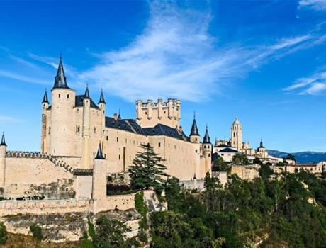 Avila and Segovia -Full Day Tour from Madrid with Lunch Optional