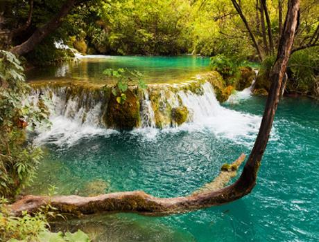 Excursion to Plitvice Lakes from Zagreb