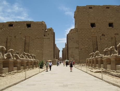 Excursions to Luxor from Safaga Port