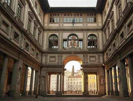 Skip the Line Ticket and Guided Tour of Uffizi Gallery in Florence