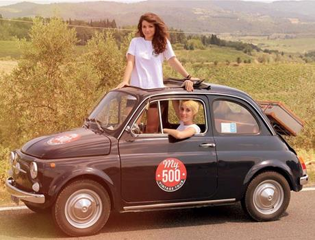 500 Vintage Tour & Chianti Roads from San Gimignano
