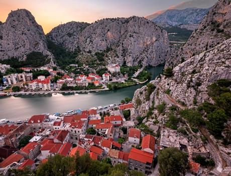 Explore the Former Republic of Poljica, Omiš and the Cetina River Tour from Split
