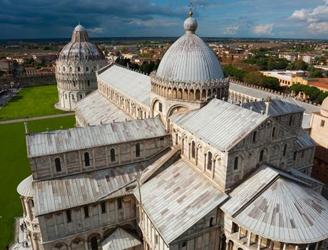 Explore the historic city of Pisa from Florence