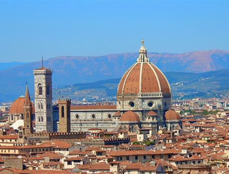 Guided visit: Duomo & Exclusive opening Terrace of the Florence Cathedral with Skip the Line Tickets
