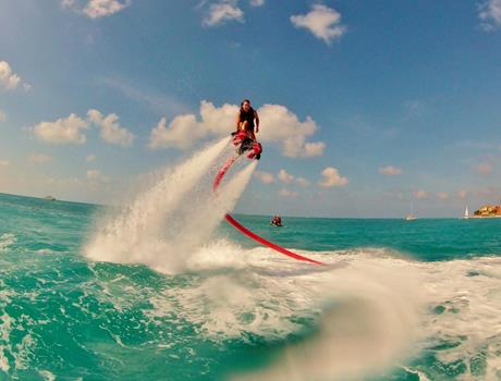 Flyboarding Adventure in the Black Sea from Sofia