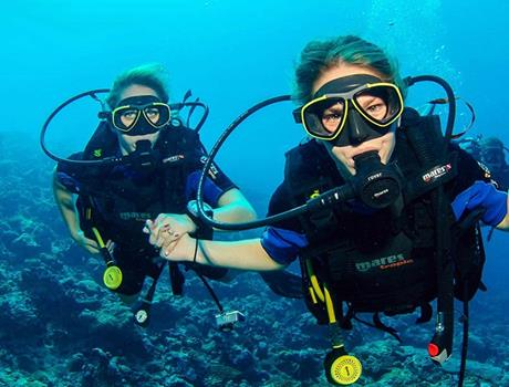 Scuba Diving experience for Beginners In Fujairah from Dubai