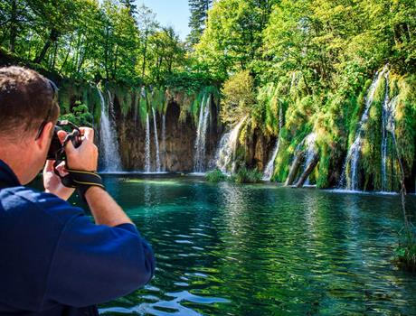 Full Day Tour to Plitvice Lakes from Zadar