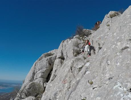 Hike and Bike - adventure in Nature Park Velebit from Zadar