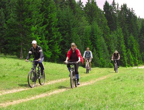 Full Day Bike and Nature Tour in Kupres from Split