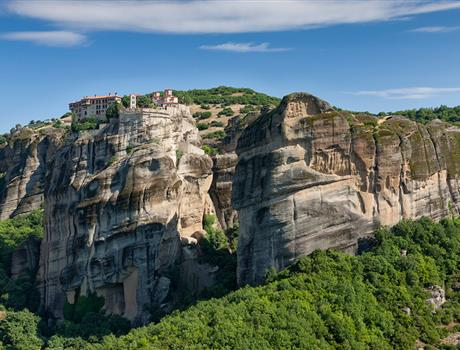 Full Day Meteora Tour from Athens by Train