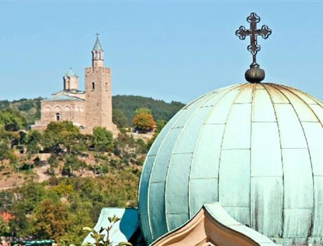 Full Day Tour Veliko Tarnovo & Arbanassi from Sofia
