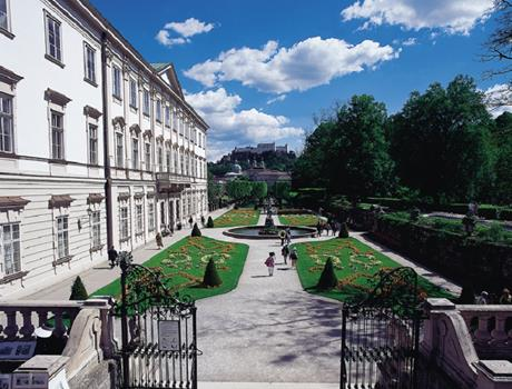 Small Group Full Day Tour to Salzburg from Vienna