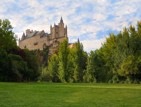 Full Day Trip to Segovia from Madrid