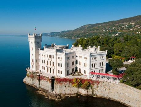 Full Day Trip to Trieste From Opatija