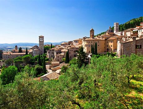 Full Day tour of Perugia, Assisi and Cortona from Florence