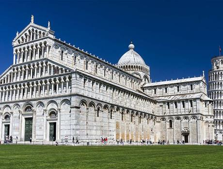 Pisa & Lucca Full Day Tour from Florence