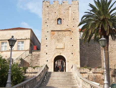 Private Tour: Divine City of Ston & Island of Korčula from Dubrovnik