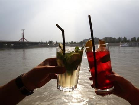 Cruise with Cocktail & Beer from Budapest