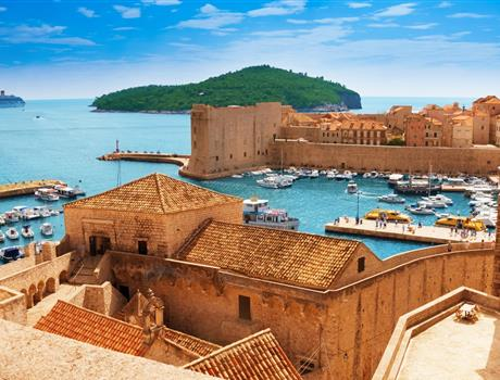 Game of Thrones Dubrovnik sa posjetom Lokrumu