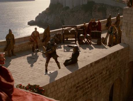 Game of Thrones Dubrovnik - Level 1 (locations in Duborvnik)