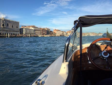 Grand Canal Boat Tour from Venice