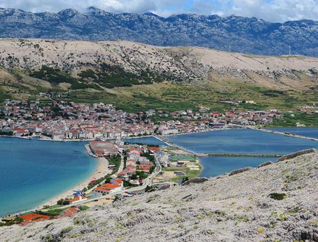 Gastro Day Trip on island Pag from Zadar