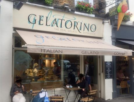 2 Hour Gelato Tasting Tour in London