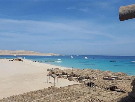 Giftun Island Snorkeling Tour from Hurghada