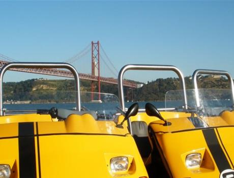 Exciting GoCar Lisbon City Center Tour