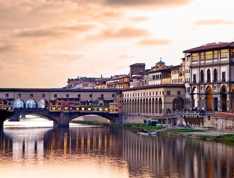 Florence Guided Walking Tour & Uffizi Gallery