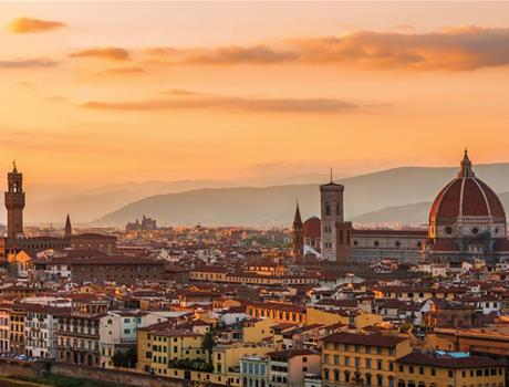 Florence Sightseeing & Skip the Line Tickets Accademia and Uffizi Galleries
