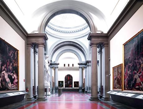 Guided Tour: Accademia Gallery from Florence