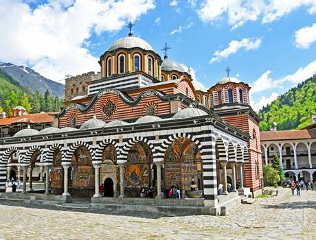 Guided Tour to Rila Monastery from Sofia