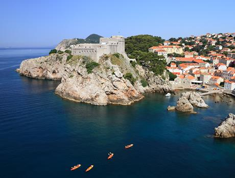 Half Day Kayaking Tour from Dubrovnik