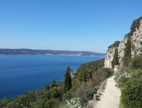 Half Day Marjan Hiking Tour from Split
