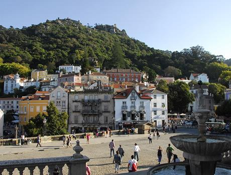 Half-Day Sintra Cascais Tour - Small Group from Lisbon