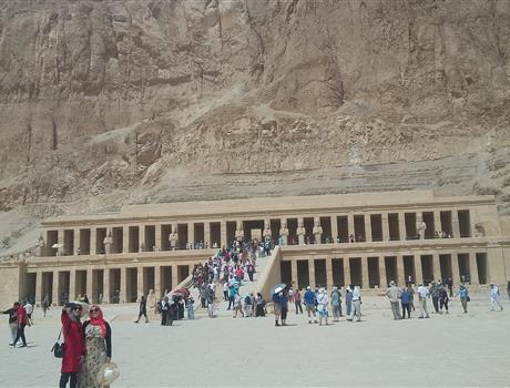 Half Day Tour to Luxor from Safaga Port