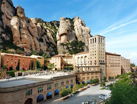 Half Day Trip to Montserrat from Barcelona