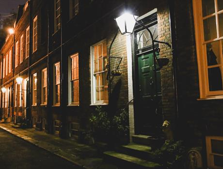 Halloween Ghost Tour in London