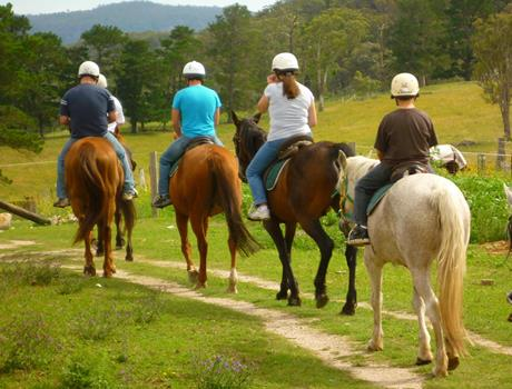 Horse Riding Tour in Hissar from Sofia