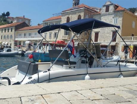 Visit Hvar and Pakleni Islands from Split or Trogir