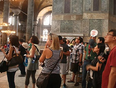 Istanbul Half Day Tour: Walk back Into the History