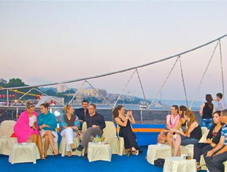 Bosphorus by Night: Dinner Cruise in Istanbul