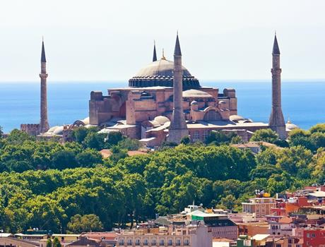 Ottoman Relics Half Day Tour in Istanbul